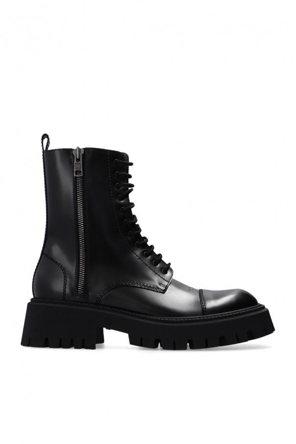 Balenciaga Platform ankle boots