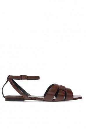 Leather sandals od Saint Laurent