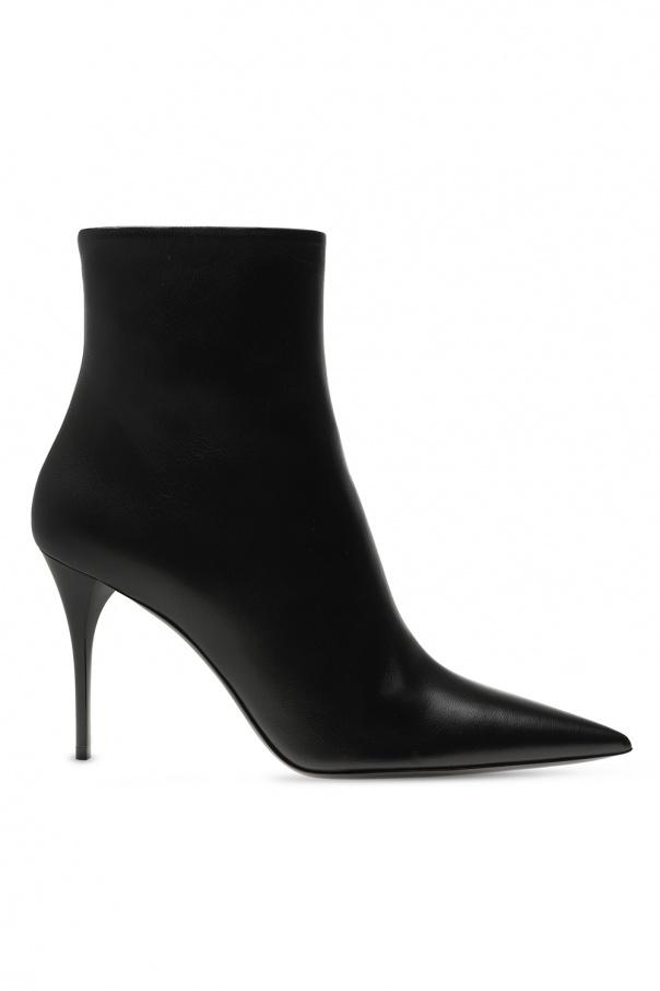 Saint Laurent 'Lexi' heeled ankle boots