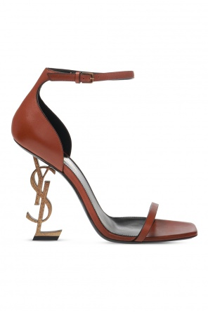 'dwett' heeled sandals od Saint Laurent