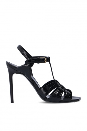 'tribute' stiletto sandals od Saint Laurent