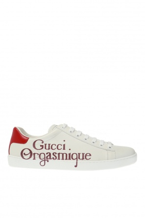 'orgasmique' collection od Gucci