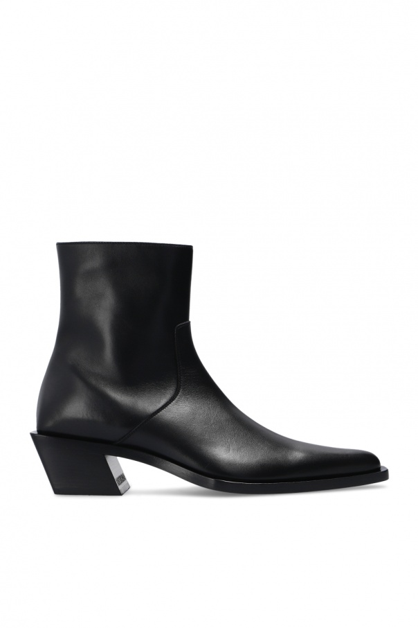 Balenciaga 'Tiaga' leather ankle boots