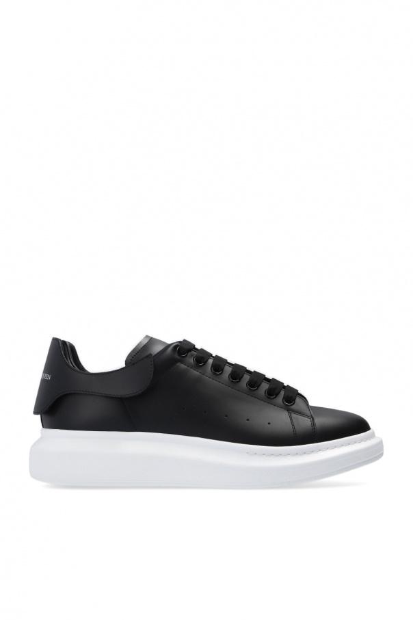 Alexander McQueen Sneakers with detachable heel tabs