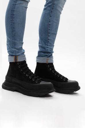 Platform shoes od Alexander McQueen