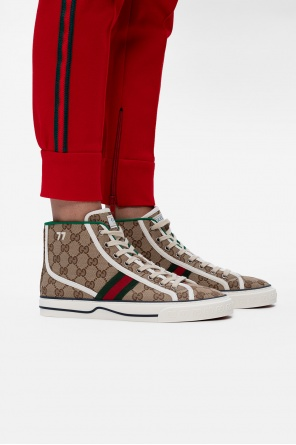 'tennis 1977' high-top sneakers od Gucci