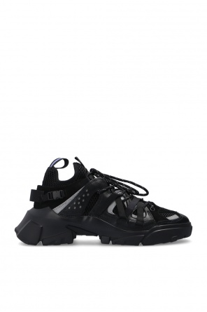 Sneakers with logo od MCQ