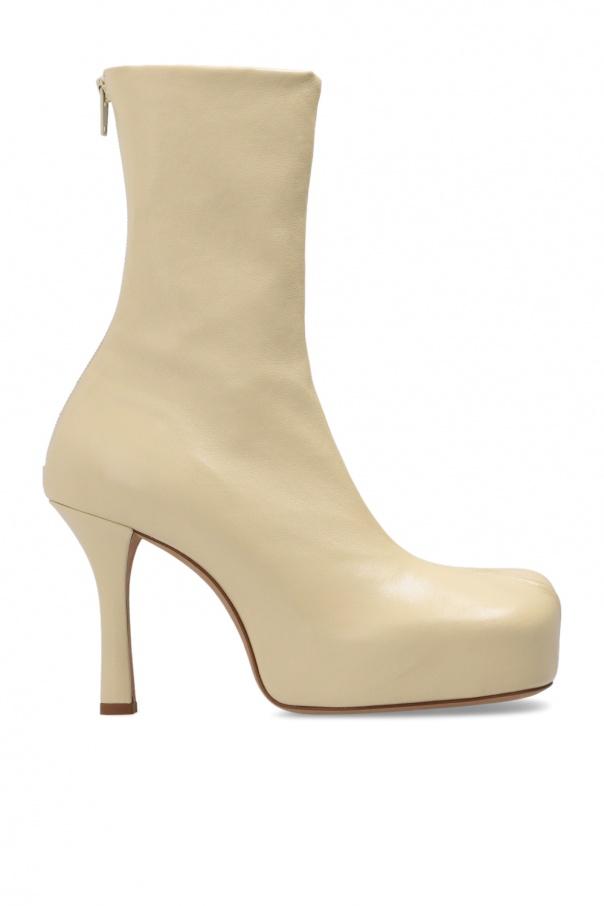 Bottega Veneta 'BV Bold' stiletto boots