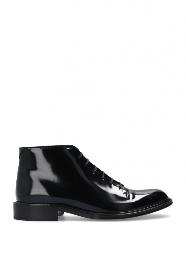 Saint Laurent 'Army' ankle boots