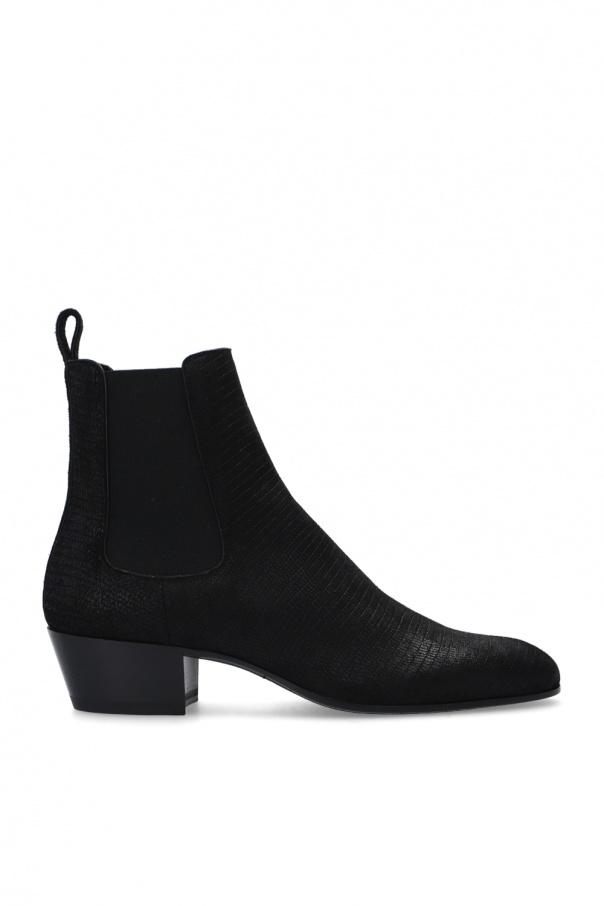 Saint Laurent 'Cole' heeled ankle boots