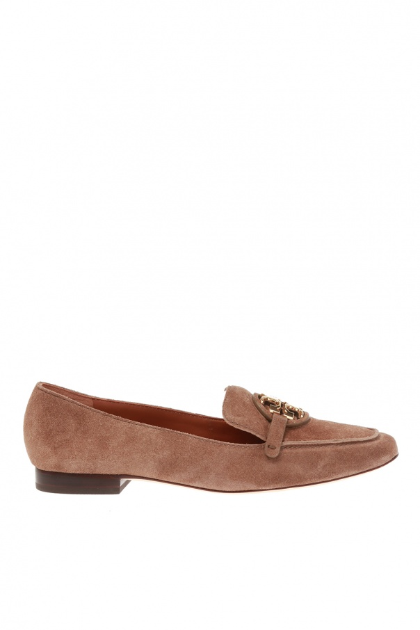 Tory Burch Suede loafers