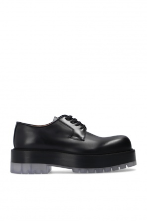 'bv stilt' platform derby shoes od Bottega Veneta