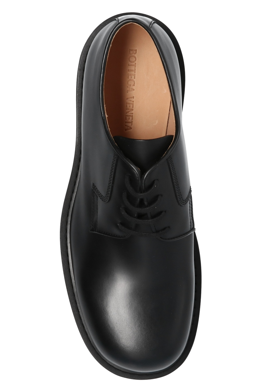 Bottega Veneta 'BV Stilt' platform Derby shoes