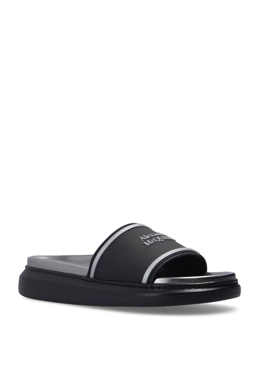 Alexander McQueen 品牌拖鞋