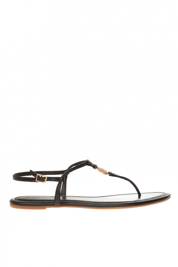 Tory Burch Logo sandals