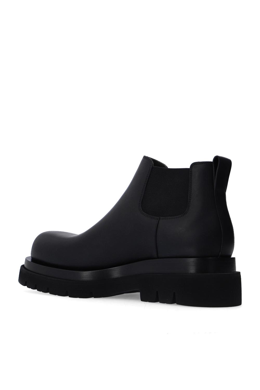 Bottega Veneta 皮革质切尔西靴