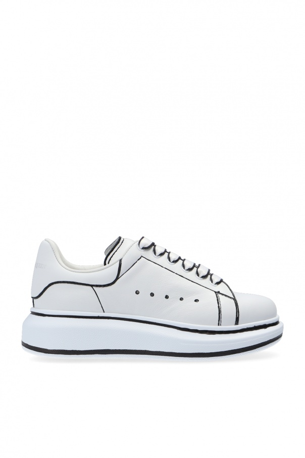 Alexander McQueen Kids Sneakers with logo