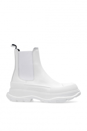 Chunky sole boots od Alexander McQueen