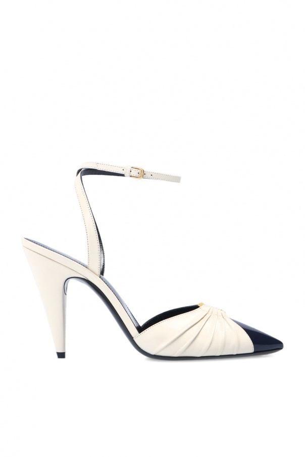 Saint Laurent 'Alma' stiletto pumps