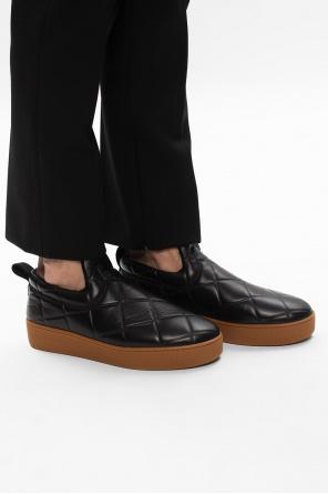 'bv quilt' sneakers od Bottega Veneta
