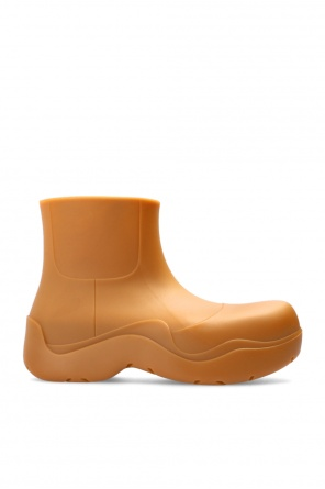 'puddle' rubber boots od Bottega Veneta