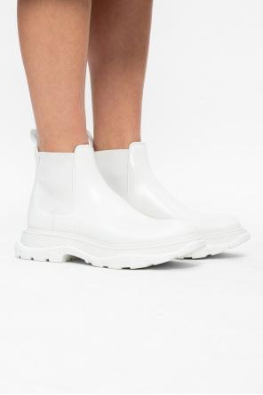 运动鞋鞋底样式皮靴 od Alexander McQueen
