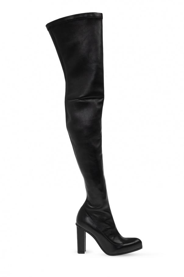 Alexander McQueen Over-the-knee boots