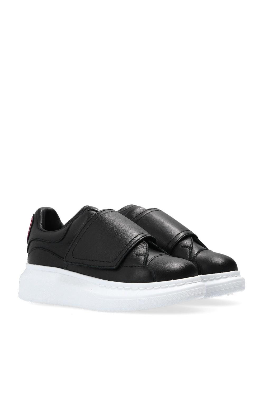 Alexander McQueen Kids Sneakers with logo