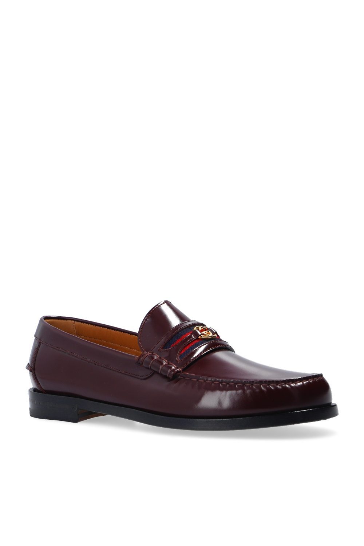 Gucci Buty typu 'loafers'