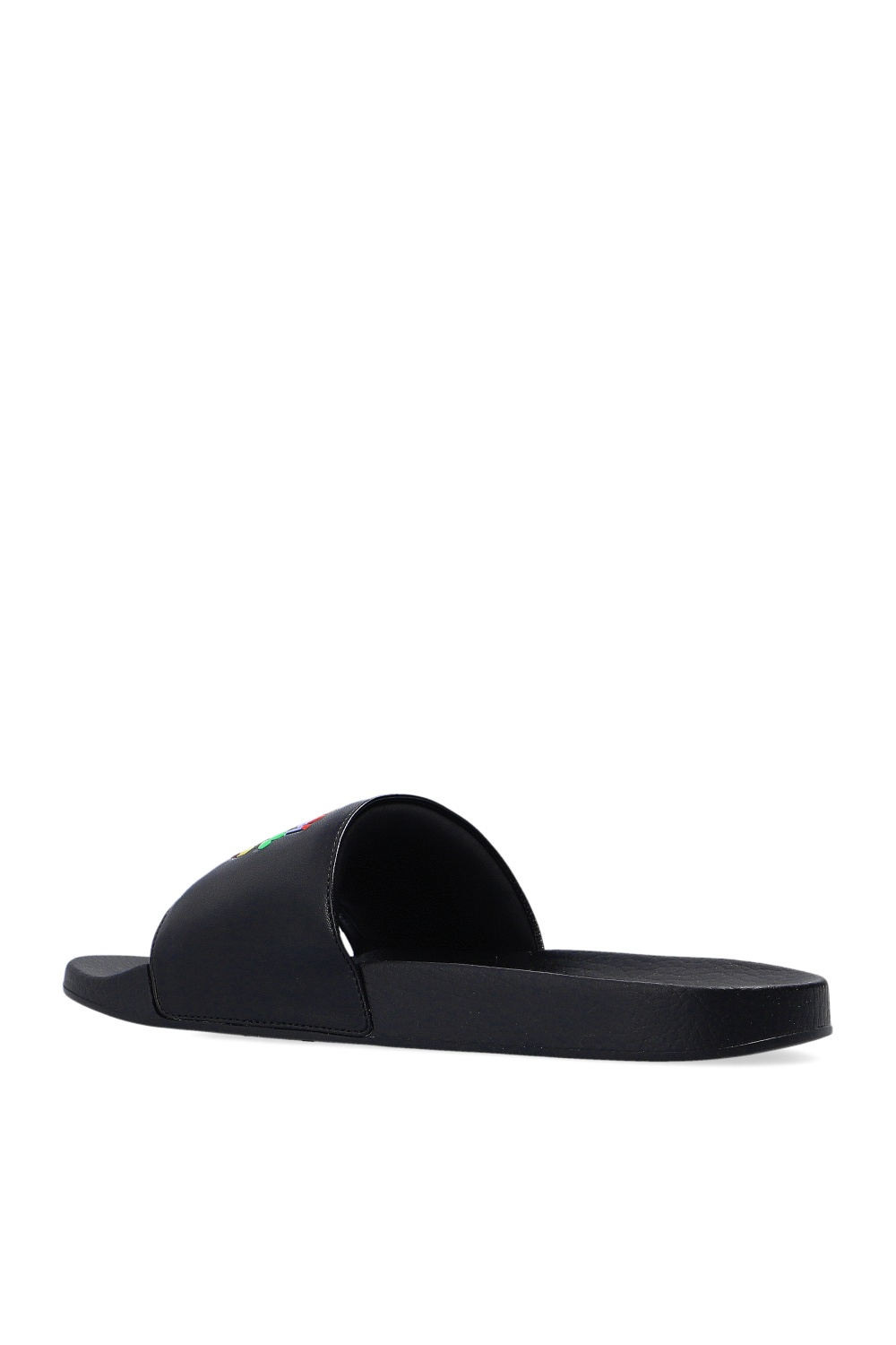 Gucci Rubber slides with logo