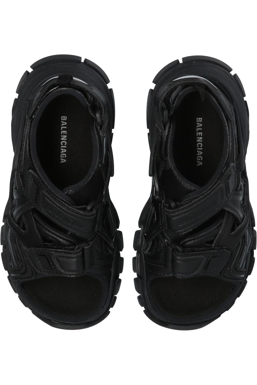 Balenciaga Kids Sandals with logo