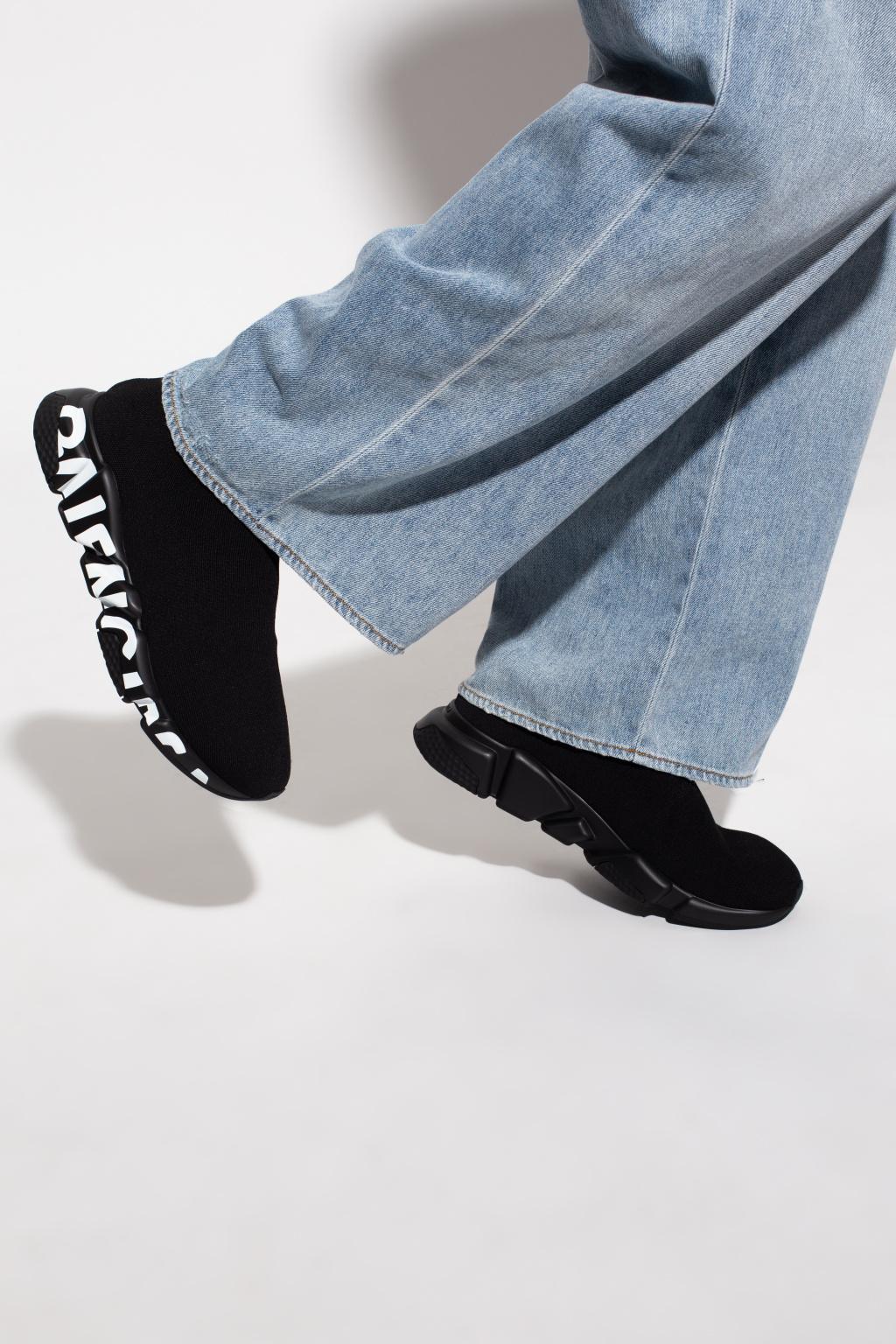 Balenciaga 'Speed LT Graffiti' sock sneakers