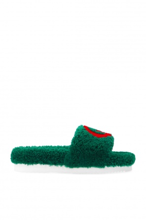 Merino wool slides od Gucci