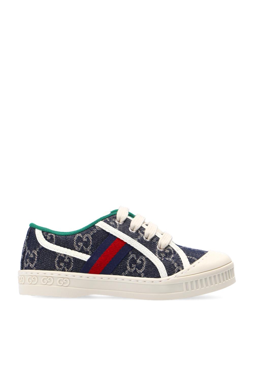 Gucci Kids 品牌运动鞋