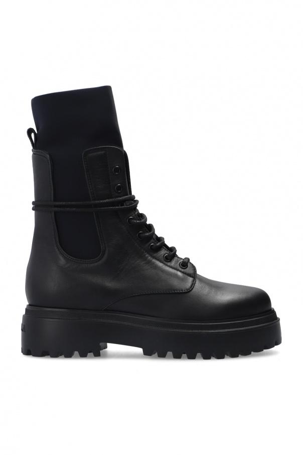 Le Silla 'Ranger' platform ankle boots