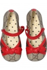Gucci Kids Ballet flats with bow
