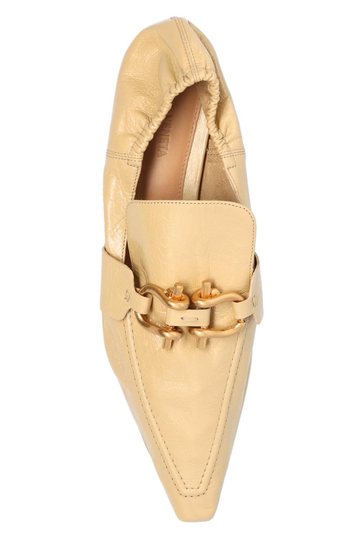 Bottega Veneta 'The Madame' moccasins