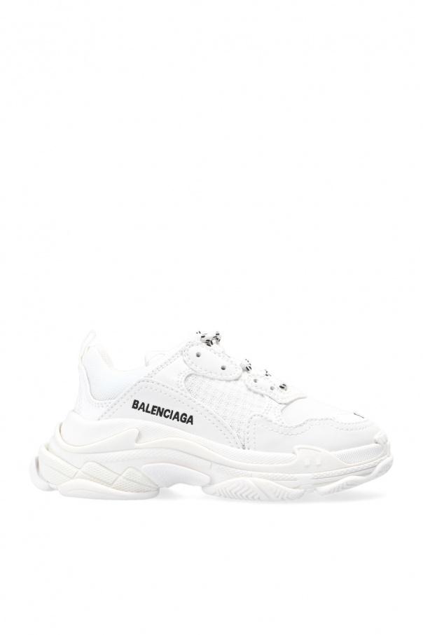 Balenciaga Kids Triple S运动鞋