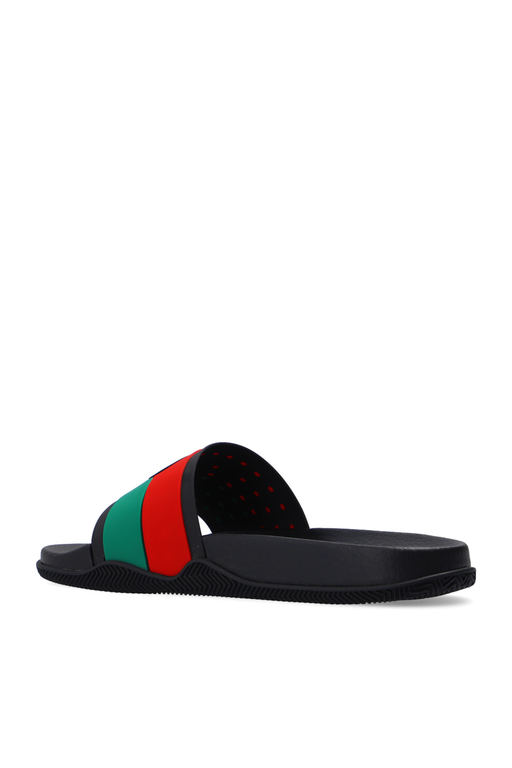 Gucci Slides with logo