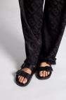 Balenciaga 'Mallorca' leather slides