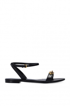 'maillon' sandals od Saint Laurent