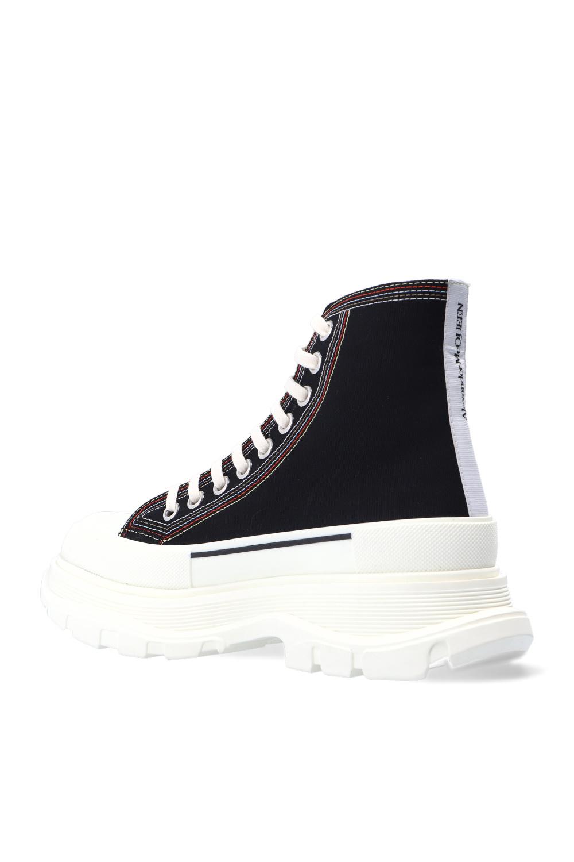 Alexander McQueen Sneakers with logo