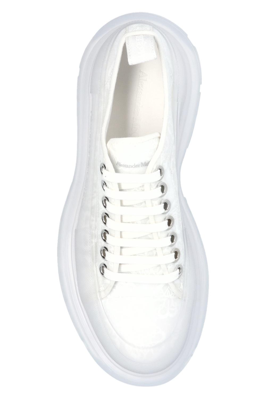 Alexander McQueen Transparent sneakers