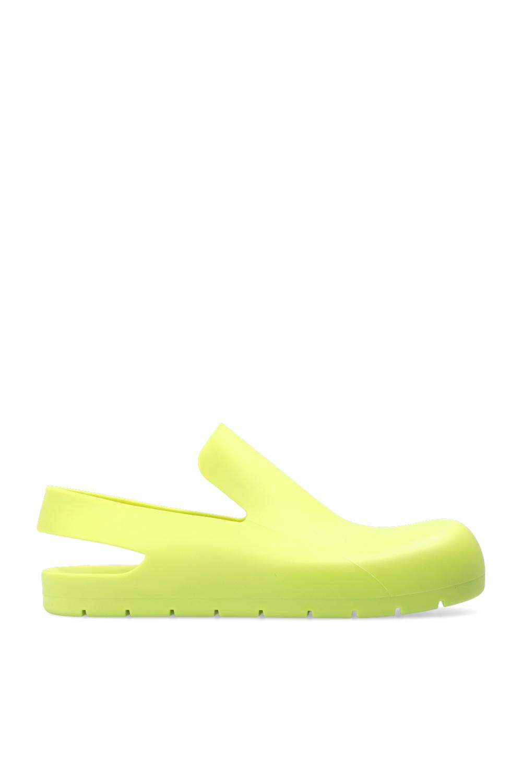 Bottega Veneta Rubber slingback shoes