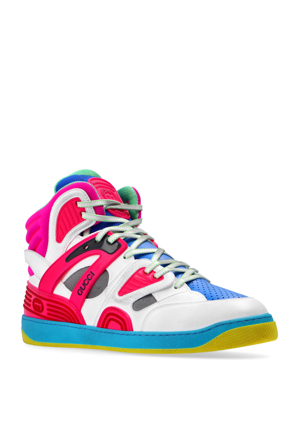Gucci 'Gucci Basket' high-top sneakers