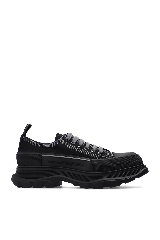 Alexander McQueen Logo-embossed sneakers