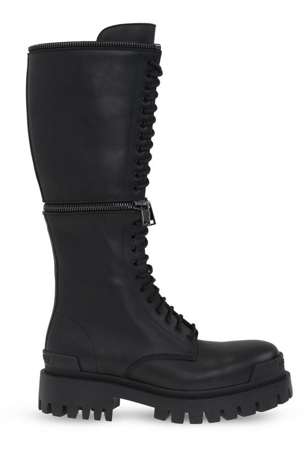 Balenciaga 'Master' boots