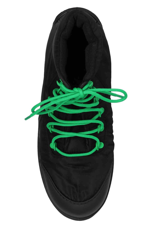 Bottega Veneta Lace-up platform boots