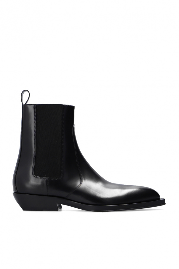 Bottega Veneta 'Chisel' heeled ankle boots