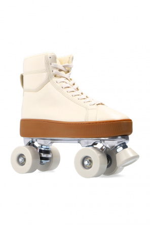 'quilt' roller skates od Bottega Veneta